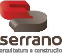 Logo Serrano Arquitetura e Construção
